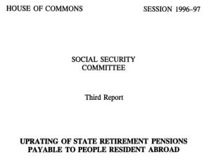 Social Security Committee