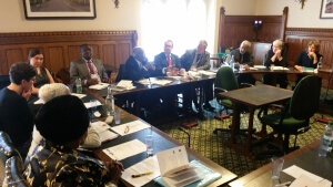 APPG Roundtable 1